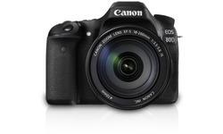 Canon Eos 80D 18-200 kit Black