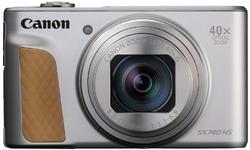 Canon PowerShot SX740 HS Travel kit Silver