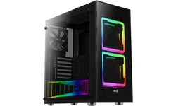 Aerocool Tor G-V1 RGB Window Black