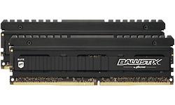 Crucial Ballistix Elite Black 16GB DDR4-3600 CL18 kit