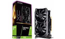EVGA GeForce GTX 1650 XC Ultra Gaming 4GB