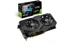 Asus GeForce GTX 1660 Ti Dual Evo OC 6GB