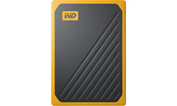 Western Digital My Passport Go 500GB Black/Yellow