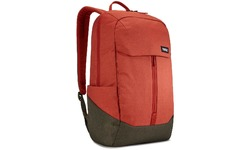 Thule Lithos Backpack 20L Red/Forest Night