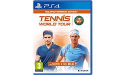 Tennis World Tour: Roland Garros (PlayStation 4)