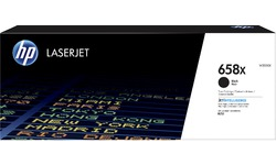 HP 658X Black