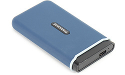 Transcend ESD350C 480GB Blue