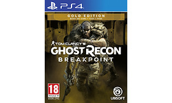 Tom Clancy's Ghost Recon Breakpoint, Gold Edition (PlayStation 4)