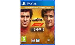 F1 2019 Legends Edition (PlayStation 4)