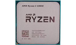 AMD Ryzen 3 2300X Tray