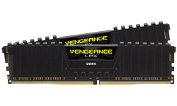 Corsair Vengeance LPX Black 32GB DDR4-4000 CL19 quad kit