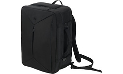 "Dicota Dual Plus Edge Backpack 15.6"" Black"