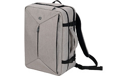 "Dicota Dual Plus Edge Backpack 15.6"" Grey"