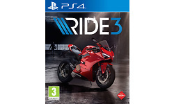 Milestone Ride 3 (PlayStation 4)