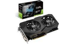 Asus GeForce GTX 1660 Dual Evo 6GB