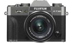 Fujifilm X-T30 14-45mm kit Black