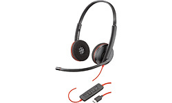 Plantronics Blackwire C3220 Black