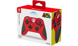 Hori Wireless Pro Controller Mario Nintendo Switch