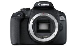 Canon Eos 2000D 18-135 kit Black