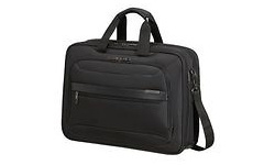 "Samsonite Vectura Evo Briefcase 17.3"" Black"