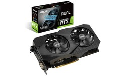 Asus GeForce RTX 2060 Dual Evo 6GB