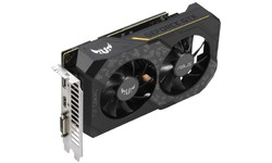 Asus GeForce GTX 1660 TUF 3 Gaming OC 6GB