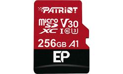 Patriot EP Series MicroSDXC Class 10 A1 256GB