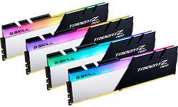 G.Skill Trident Z Neo 32GB DDR4-2666 CL18 quad kit