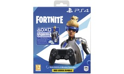 Sony Playstation 4 DualShock Wireless Controller V2 Fortnite Black