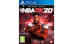 NBA 2K20 Playstation 4