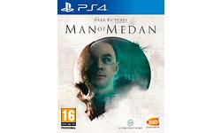 Dark pictures Man of medan (PlayStation 4)