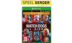 Watch Dogs: Legion Gold editie (Xbox One)