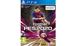 eFootball PES 2020 (PlayStation 4)