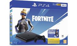 Sony PlayStation 4 Slim 500GB Black + Fortnite Neo Versa