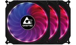 Chieftec CF-3012-RGB Tornado 3-pack