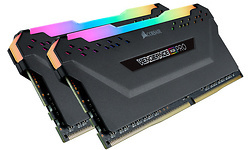 Corsair Vengeance RGB Pro Black 128GB DDR4-3600 CL18 kit