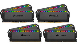 Corsair Dominator Platinum RGB Black 64GB DDR4-4000 CL19 octo kit