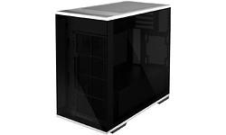 SilverStone SST-LD01B Window Black/White