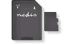 Nedis MicroSDXC UHS-I 64GB + Adapter