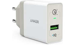 Anker PowerPort+1 With Quick Charge 3.0 White