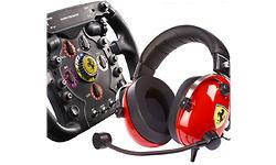 Thrustmaster Scuderia Ferrari F1 Racing Wheel