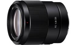 Sony Objectif Hybride Sony FE 35mm f/1.8 SEL Noir