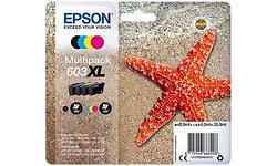 Epson 603XL Black + Color (C13T03A64010)