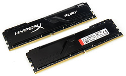 Kingston HyperX Fury Black 32GB DDR4-3200 CL16 kit