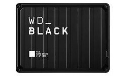 Western Digital P10 Game Drive 5TB Black