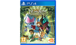 Ni No Kuni: Wrath Of The White Witch Remastered (PlayStation 4)