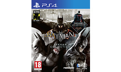 Batman Arkham Collection Playstation 4