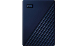 Western Digital My Passport 4TB Blue (For Mac)