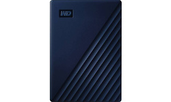 Western Digital My Passport 5TB Blue (For Mac)