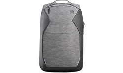 "STM Myth Backpack Featuring Luggage 18L 15"" Black/Grey"